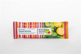 Фруктовый батончик неглазированный  Фрутилад Только фрукты   30 г