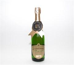 Шампанское безалкогольное Полусладкое 0,75л.