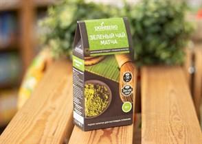 Чай зеленый Матча™  polezzno  50 гр